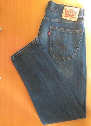 Levi's 505 оригинал джинсы