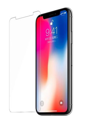 защитное стекло 2.5D прозрачное Huawei Samsung Xiaomi Iphone