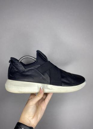 Ecco кожаные кроссовки оригинал 44 размер 43
