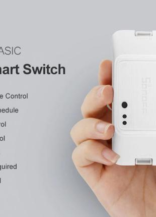Wi-fi реле Sonoff R3 DIY (smart home, умный дом)