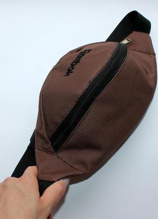 Барсетка, бананка, барыжка, мужская сумка, сумка на пояс, конд...