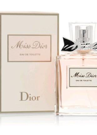 Christian Dior Miss Dior Eau De Toilette (100ml) Мис Диор