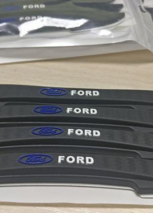 FORD Защита для кромки двери торцевой молдинг форд