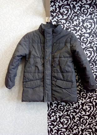 Демисезонная куртка на мальчика deux par deux
