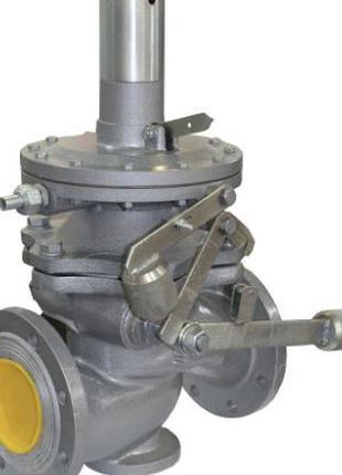 Клапан ПКН(В) - 200 з електромагнітним приводом