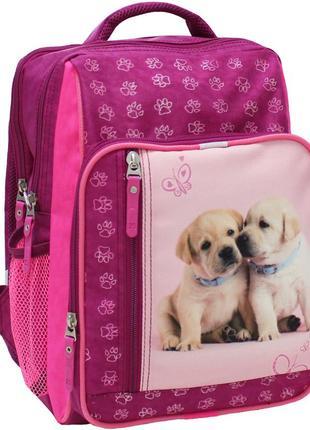 Рюкзак, ранец, школьный рюкзак, рюкзак для девочки, фирменный ...