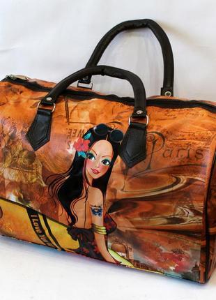 Сумка, сумка дорожная, ручная кладь, бочонок, ручная кладь, же...