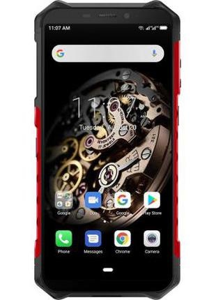Мобильный телефон Ulefone Armor X5 3/32Gb Red 372063