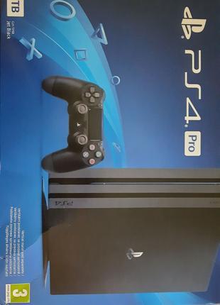 PlayStation 4Pro 1tb