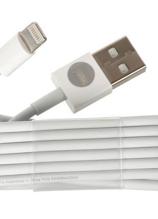Кабель для Apple iPhone USB to Lightning (1m/Foxconn)