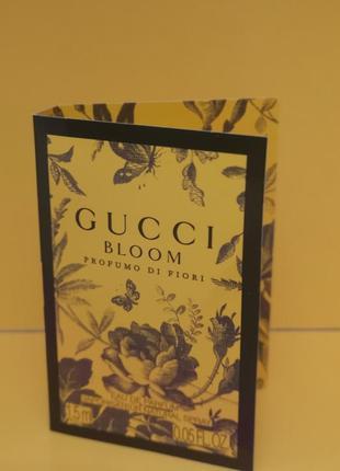 Gucci bloom profumo di fiori парфюмированная вода 1.5 мл