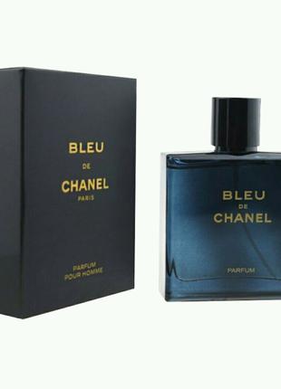 Парфюмированная вода BLEU DE CHANEL Parfum Pour Homme
