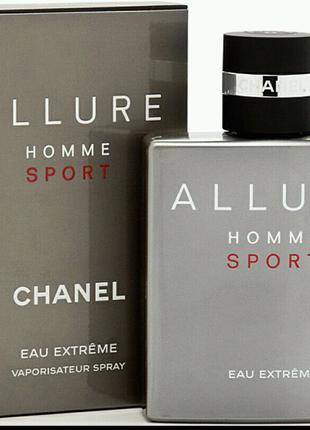Туалетная вода Chanel Allure Homme Sport Eau Extreme