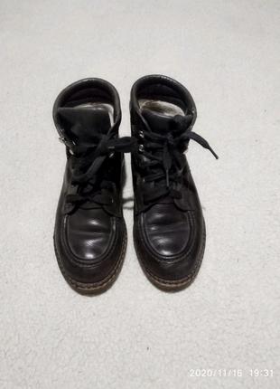 Ботинки Salamander sportiv 34 размер