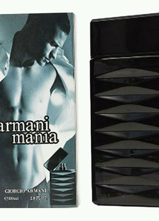 Мужской парфюм Giorgio Armani Armani Mania For Men