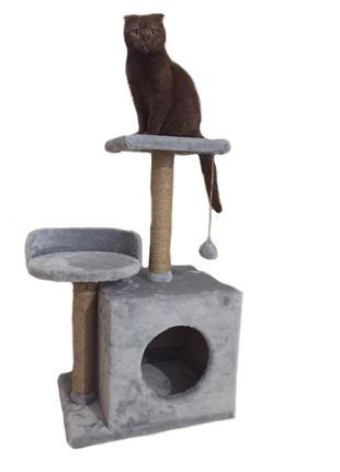 Когтеточка, игровой комплекс для кота