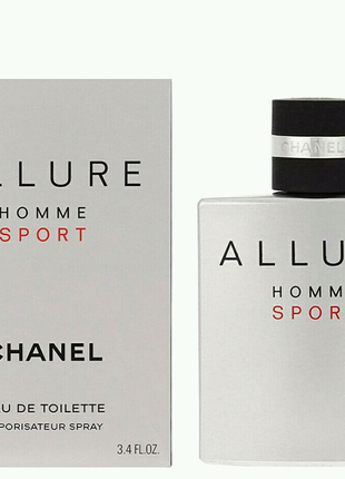 Chanel Allure homme Sport E100 ml