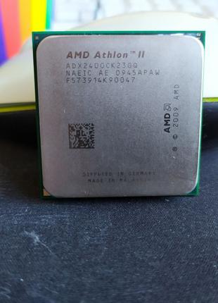 Процессор AMD ADX2400CK23GQ AM3