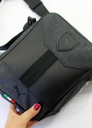 Сумка мужская, барсетка, сумка на плечо, стильная сумка