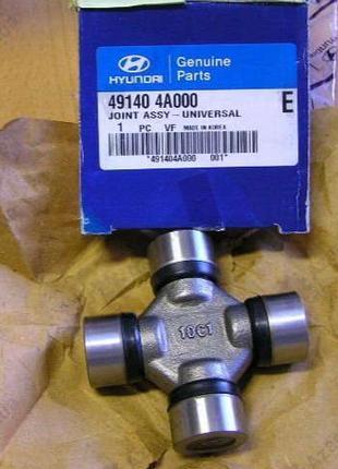 Крестовина карданного вала SANTA FE 00-06 (MOBIS) - 49140-4A000