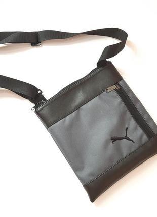 Сумка, сумка через плечо, мужская сумка, мессенджер, стильная ...