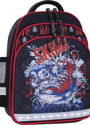 Рюкзак школьный bagland, для мальчика, фирменный рюкзак, ортоп...