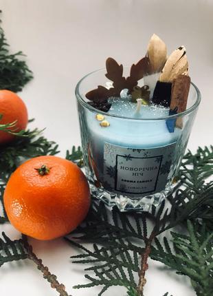 Подарок на Новый год. Свечи ручной роботы! +Подарок!