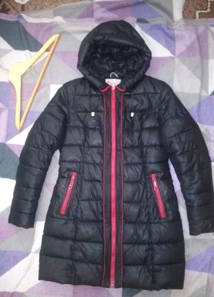 Зимова куртка для дівчини