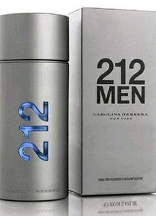 Carolina Herrera 212 Men (магнитная крышка) (edt 100ml)