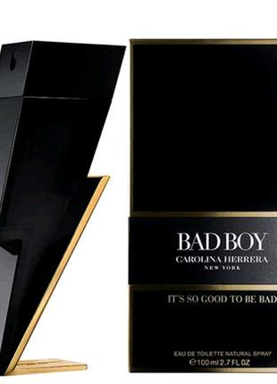 Carolina Herrera Bad Boy (edt 100 ml)