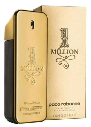 Paco Rabanne 1 Million (edt 100ml)  Милион