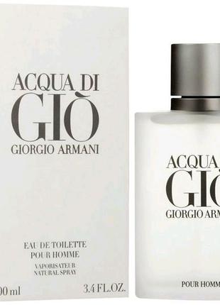 Armani Acqua di Gio pour homme (edt 100ml)