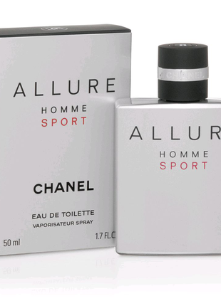 Chanel Allure Homme Sport (edt 100ml) Алур Хом спорт
