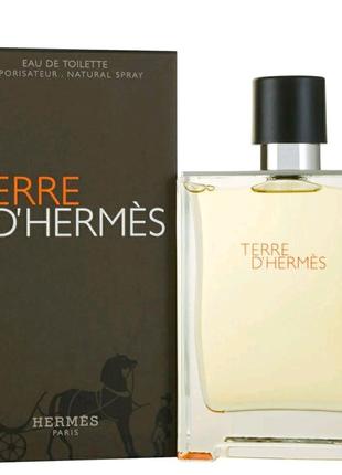 Hermes Terre d'Hermes (edt 100ml)
