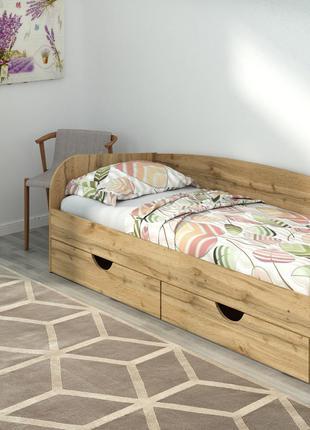 Детская и подростковая кровать Соня-3 с ящиками