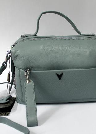 Женская сумка,натуральная кожа, кросс - боди,стильная сумка, к...