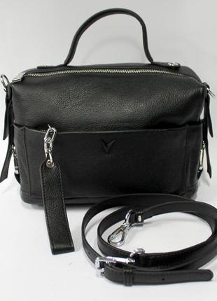 Женская сумка,натуральная кожа,кросс - боди,стильная сумка, ко...