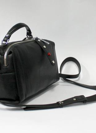 Женская сумка,натуральная кожа,кросс - боди, женская кожаная с...