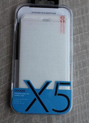 Новый чехол на телефон doogee x5 ,  doogee x5 pro