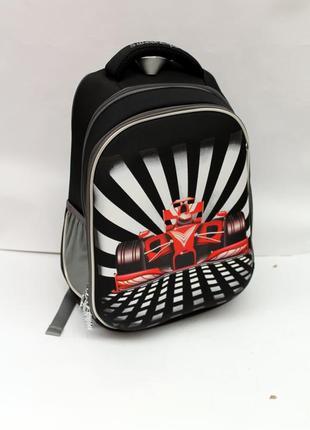 Рюкзак, рюкзак для школы, ранец, ортопедический рюкзак, машина...