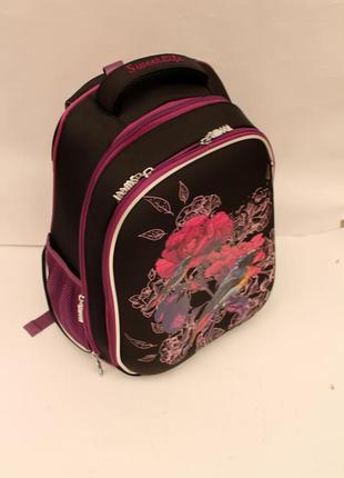 Рюкзак, рюкзак школьный, рюкзак для девочки, ранец, рюкзак для...