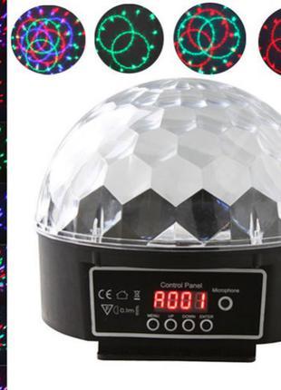 Диско лампа Musik Ball