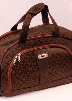 Чемодан, сумка на колесах, валіза