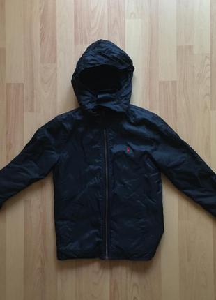 Дитяча куртка ralph lauren детская
