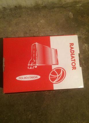 Радиатор печки Ваз 2108 2115 Заз 1102 Таврия 1103 Славута AURORA