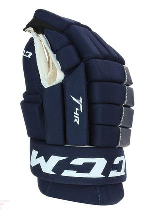 Хокейні перчатки / краги CCM Tacks 4R Junior