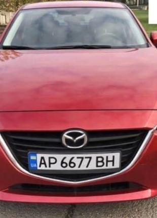 Mazda 3 на запчисти, багажник, двері