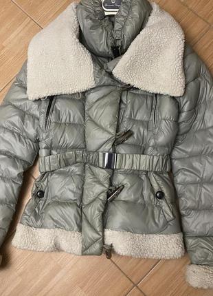 Тепла зимова куртка