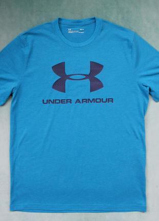 Under armour® футболка спортивная для бега зала nike adidas puma