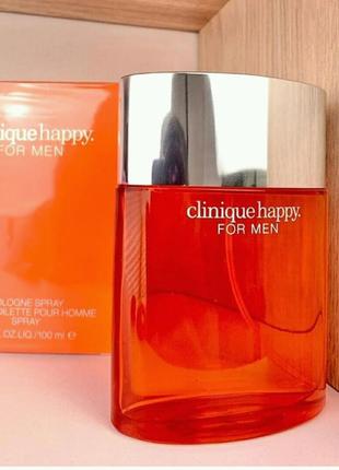 Мужская туалетная Clinique Happy For Men 10